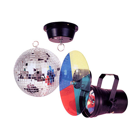 Showtec Mirrorball Set 20cm