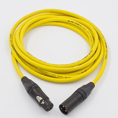 AudioTeknik MFM 3 m gelb