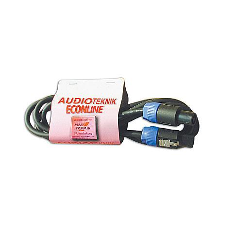 AudioTeknik ECON 1-1 SS 2m 2,5²