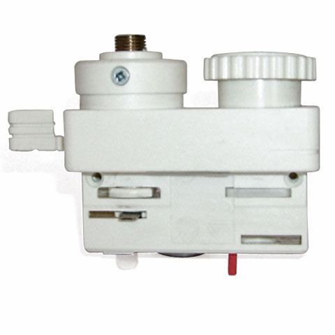 Eutrac 3-Phasen Adapter weiß