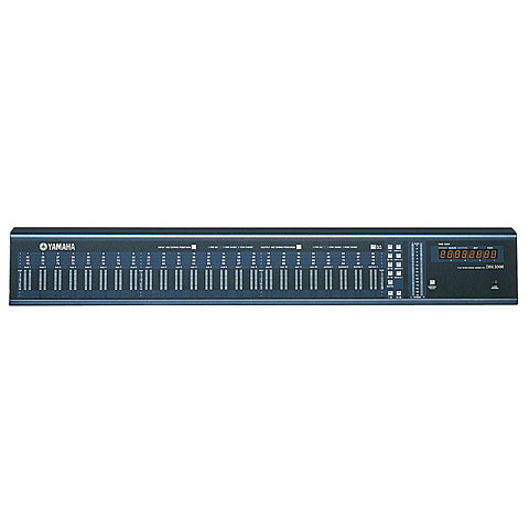 Yamaha DM2000 Meterbridge