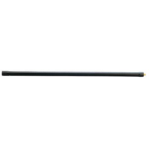 K&M 228 schwarz 60cm, Ø 18,5mm
