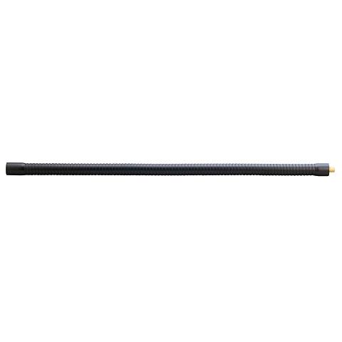 K&M 227s schwarz 50cm, Ø 18,5mm