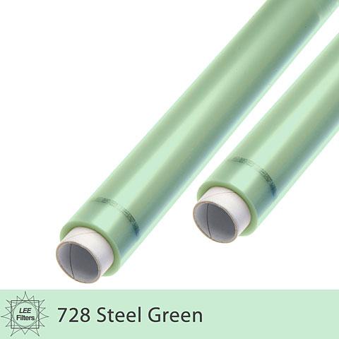 LEE Filters 728 Steel Green