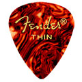 Médiators Fender 351 shell, thin (12 Stk)