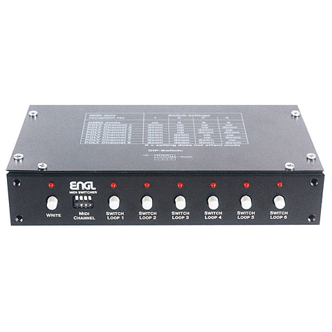 Engl Z11 Midi-Switcher