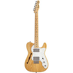 Fender Classic Series '72 Telecaster Thinline NAT « Guitare électrique