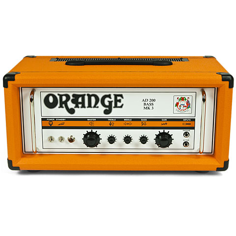 Orange AD200 Bass MK3