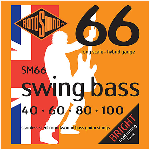 Rotosound Swingbass SM66
