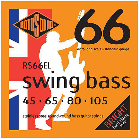 Rotosound Swingbass RS66EL