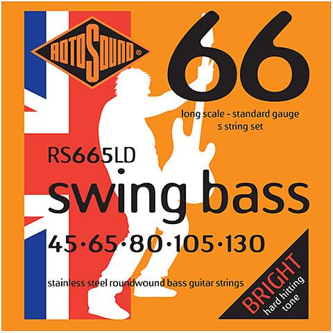 Rotosound Swingbass RS665LD
