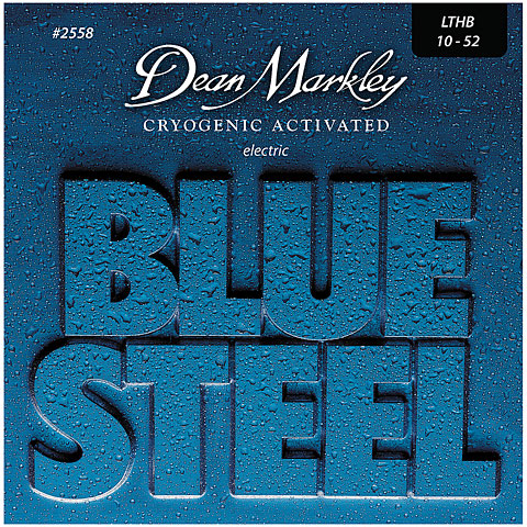 Dean Markley Blue Steel 010-052 lt/hvy