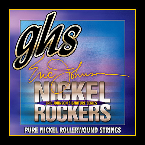GHS Nickel Rockers 010-050 R+EJL Eric Johnson