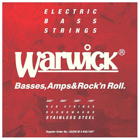 Warwick RedLabel 045-105