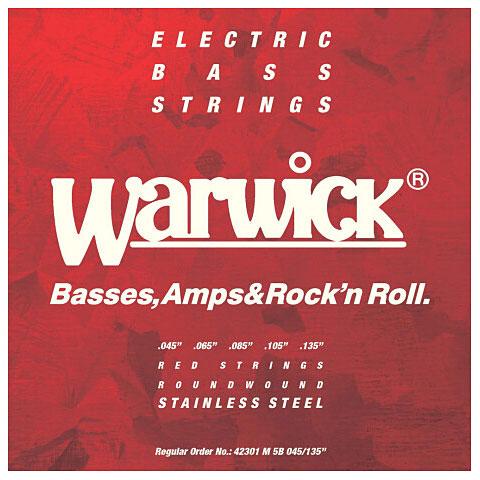 Warwick RedLabel 045-135, 5-string