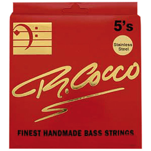 Cocco Steel RC5C, 045-125