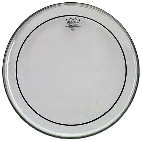 Remo Pinstripe Clear PS-1320-00