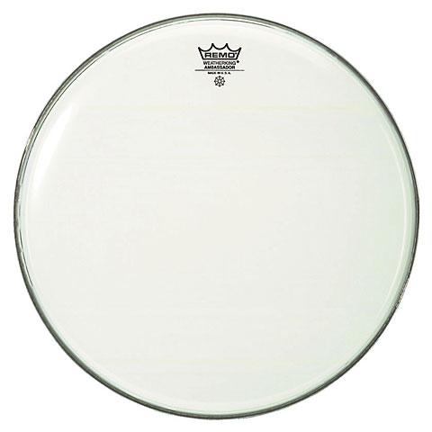 Remo Ambassador Smooth White BA-0212-00