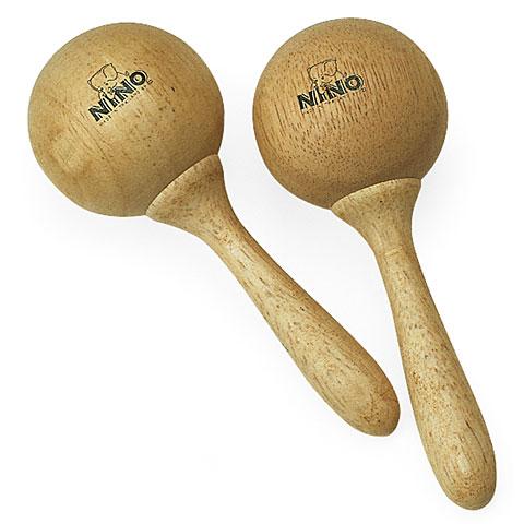Nino 7, Wood Maracas