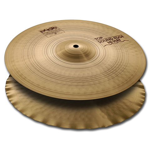 Paiste 2002 13  Sound Edge HiHat