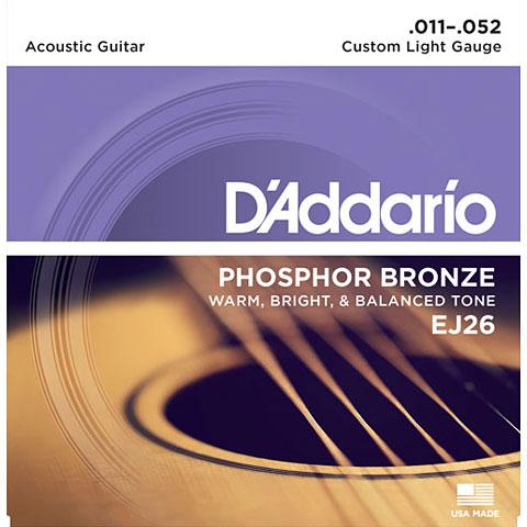 D'Addario EJ26 .011-052