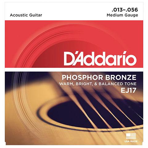 D'Addario EJ17 .013-056