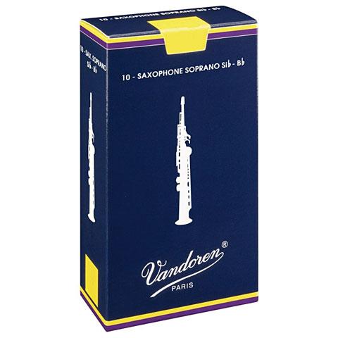 Vandoren Classic Sopransax. 3,0