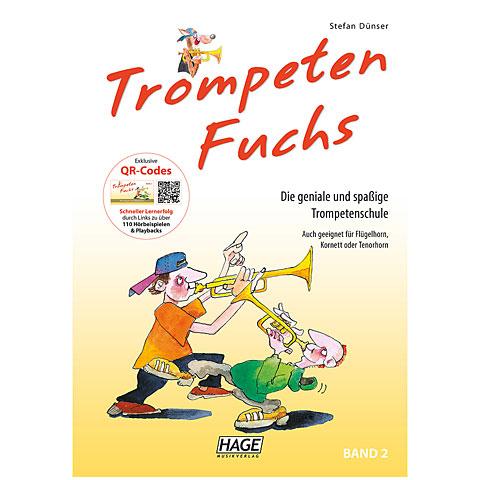 Hage Trompeten-Fuchs Bd.2
