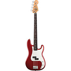 Fender Standard Precision Bass RW Candy Apple Red « Basse électrique