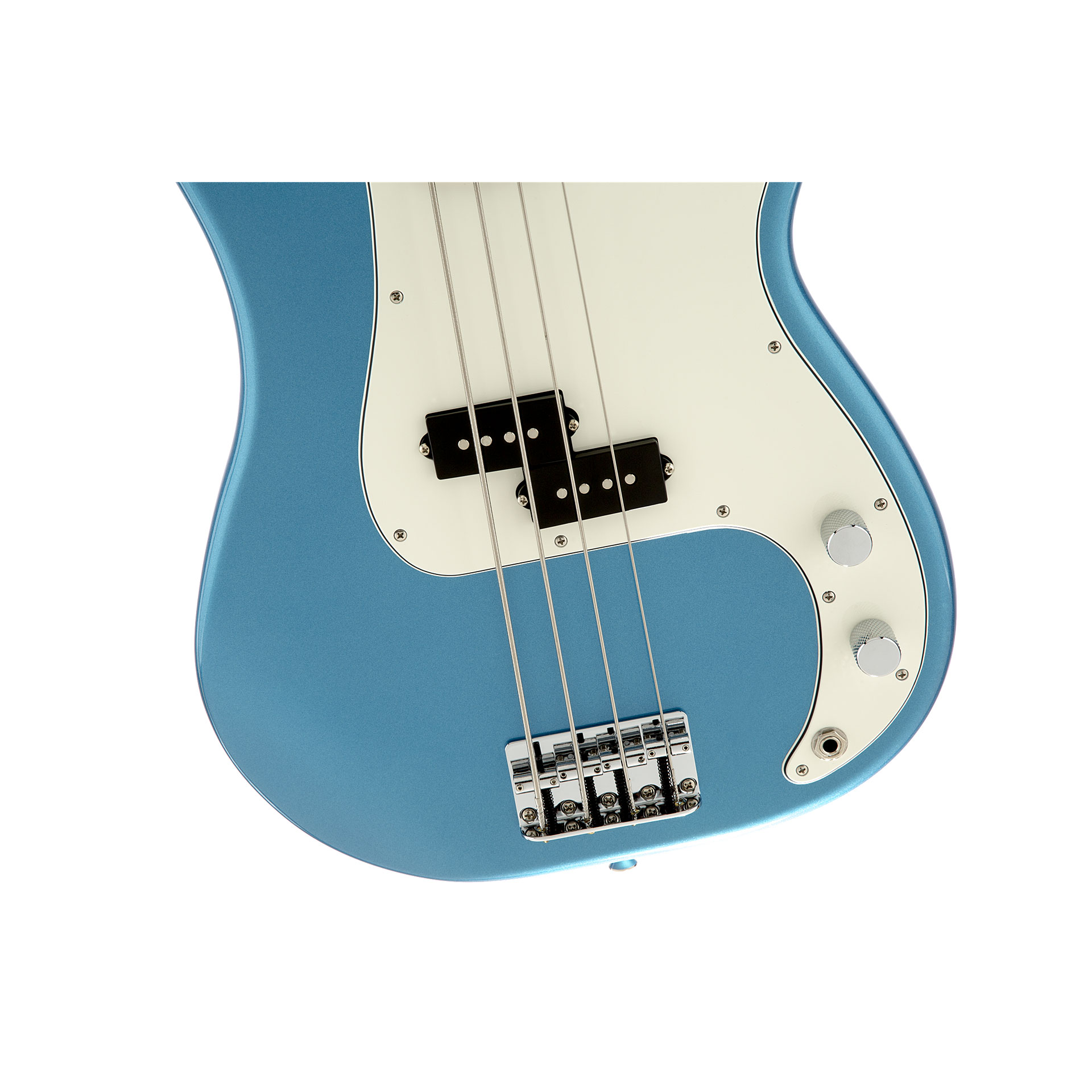 Fender Standard Precision Bass Mn Black Tint
