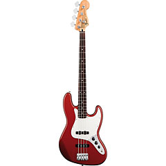Fender Standard Jazzbass RW Candy Apple Red « Basse électrique
