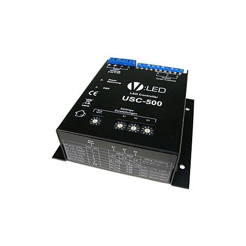 V:LED USC 500Controller