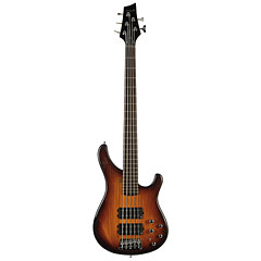 Sandberg Basic Ken Taylor 5-String Tobacco Burst 2PH « Basse électrique