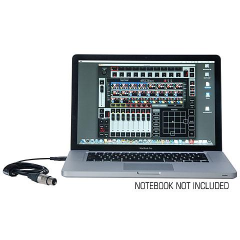 American DJ Emulation - DMX software