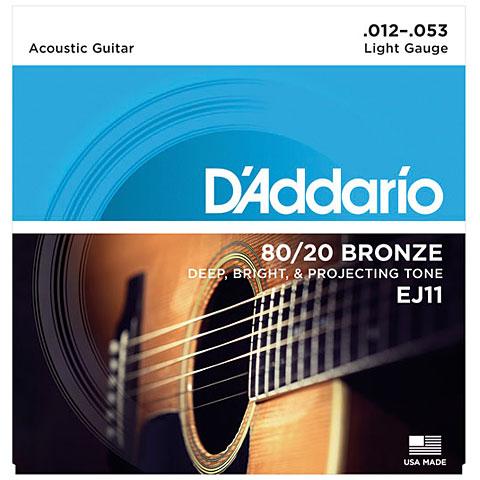 D'Addario EJ11 .012-053