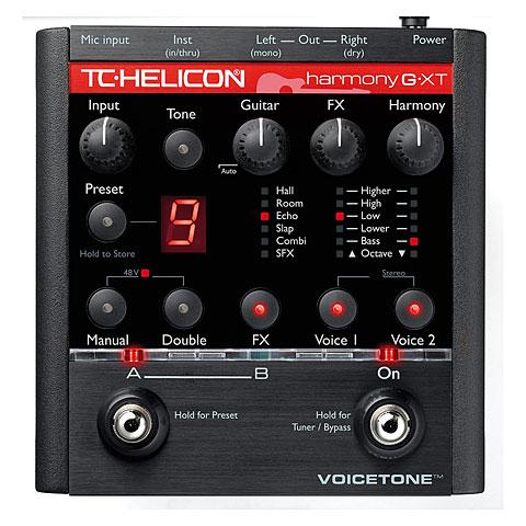 TC-Helicon VoiceTone Harmony G XT