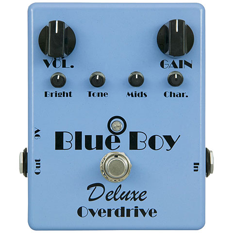 MI Audio Blue Boy Deluxe