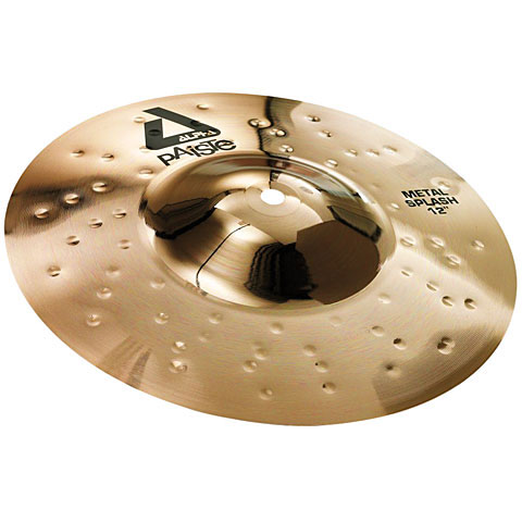 Paiste Alpha Brilliant 12  Metal Splash