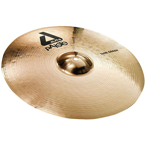 Paiste Alpha Brilliant 16  Thin Crash