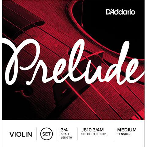 D'Addario J810 3/4M Prelude