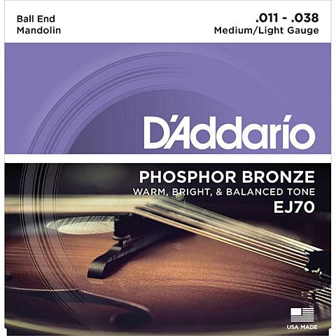 D'Addario EJ70 Mandolin
