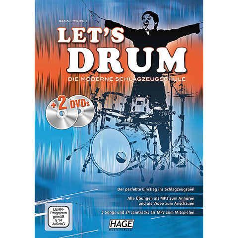 Hage Let's Drum