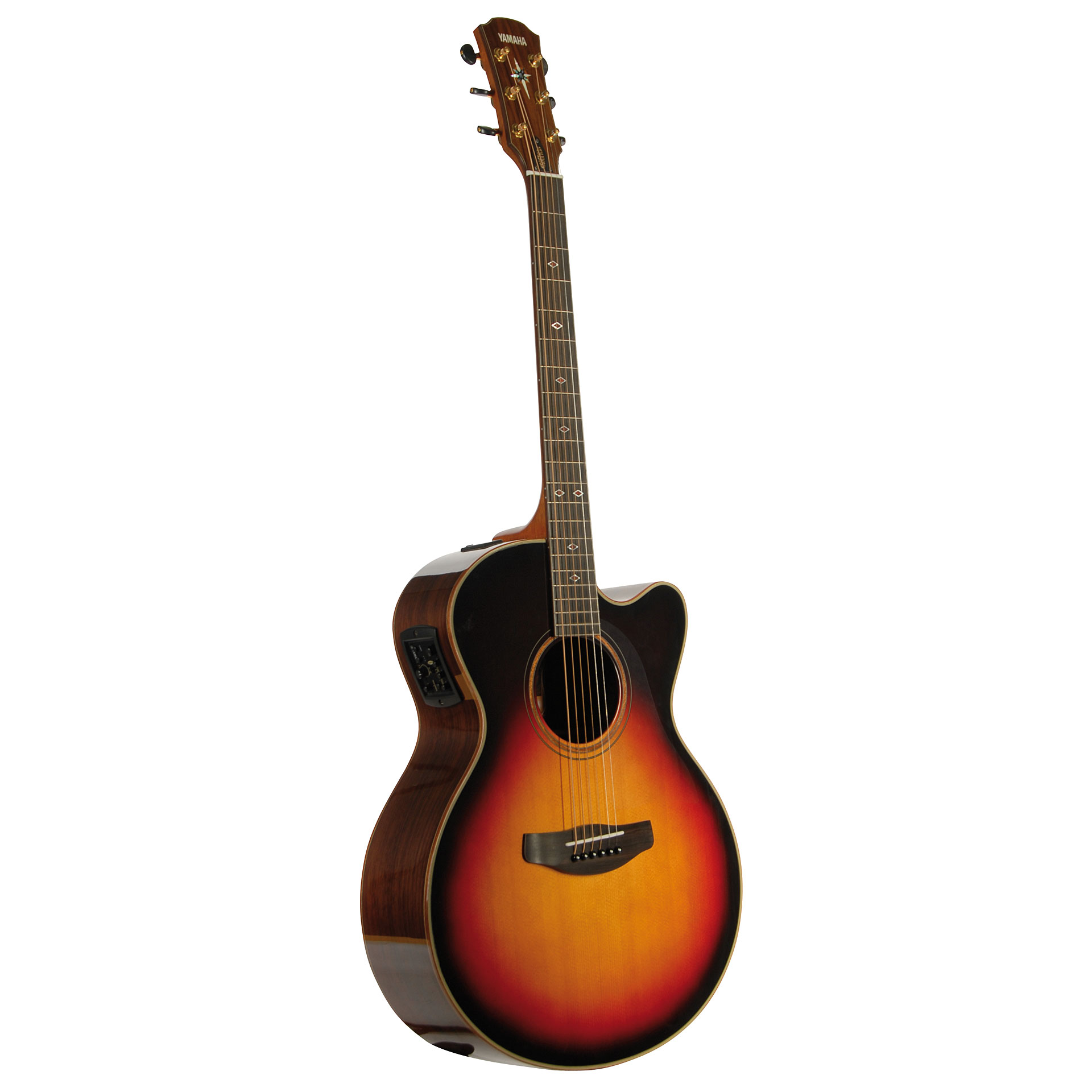 yamaha cpx1200ii vs guitare acoustique. Black Bedroom Furniture Sets. Home Design Ideas