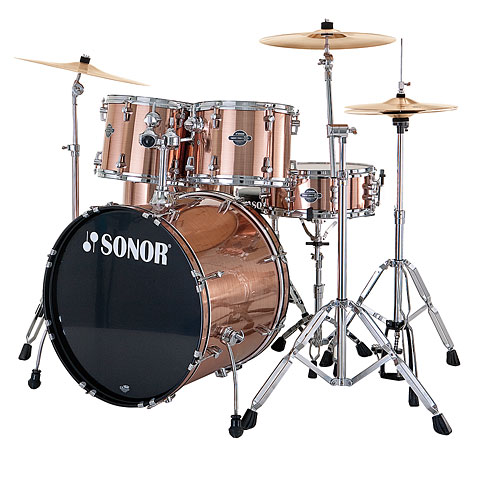 Sonor Smart Force Xtend SFX 11 Combo Brushed Copper