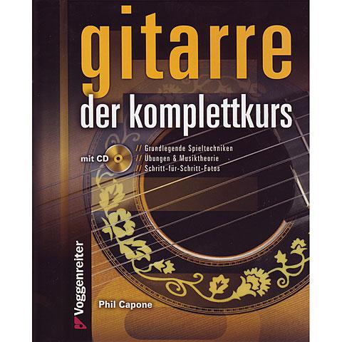 Voggenreiter Gitarre: Der Komplettkurs