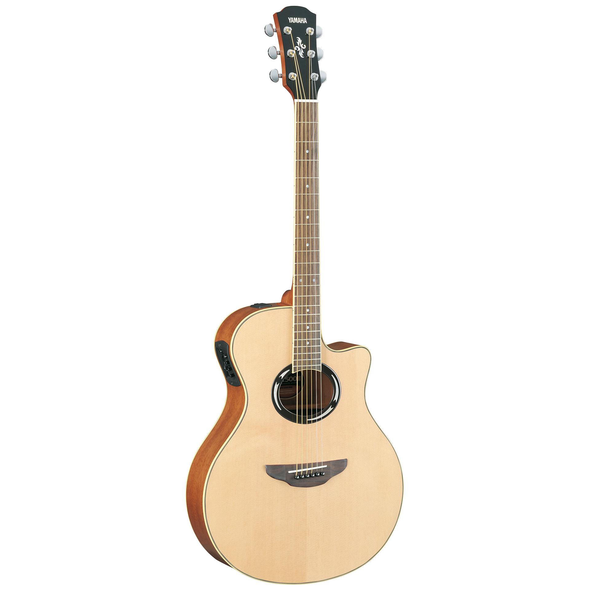 yamaha apx500iii nt guitare acoustique. Black Bedroom Furniture Sets. Home Design Ideas