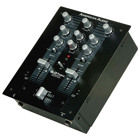 American Audio Q-D1 MKII