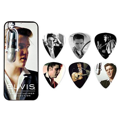 "Dunlop Elvis Presley ""Wert Tin"""