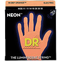 DR Neon Orange Heavy « Corde guitare électrique