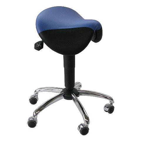 Mey Chair Systems AF4-TRG-KL11-38 schwarz-blau